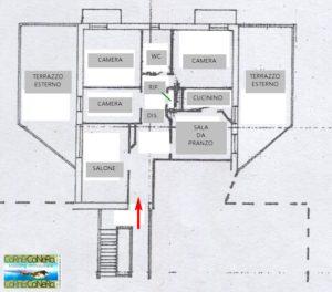 appartamento castelfidardo centro