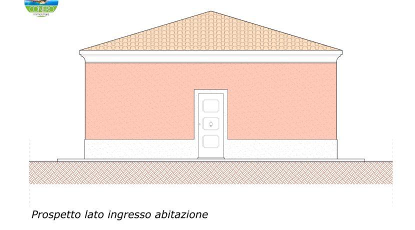 Prospetto lato ingresso _001
