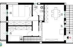 appartamento nuovo polverigi