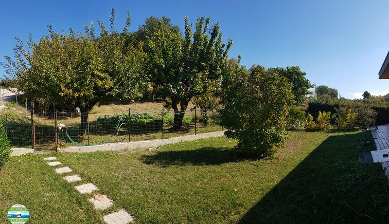 villa bifamiliare recanati
