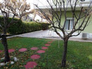 appartamento giardino marcelli