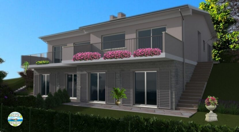 villa sirolo